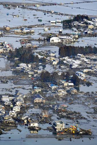 LAS TRAGEDIAS TAMBIÉN DEJAN ENSEÑANZAS - JAPÓN DE NUEVO EN LA RECONSTRUCCIÓN -
