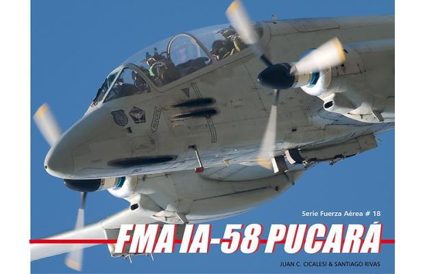 2 DE ABRIL -GESTA DE MALVINAS- FMA  IA-58 -PÚCARA LOS PÁJAROS INVENCIBLES -