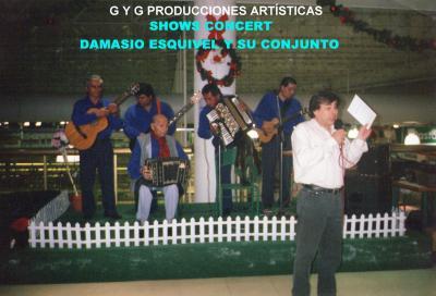 BREVE HISTORIA DE G Y G PRODUCCIONES ARTÍSTICAS - SEGUNDA PARTE -