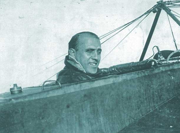 JORGE NEWBERY PIONERO DE LA AVIACIÓN ARGENTINA