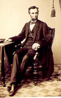 GRANDES PERSONALIDADES DE LA HISTORIA- ABRAHAM LINCOLN